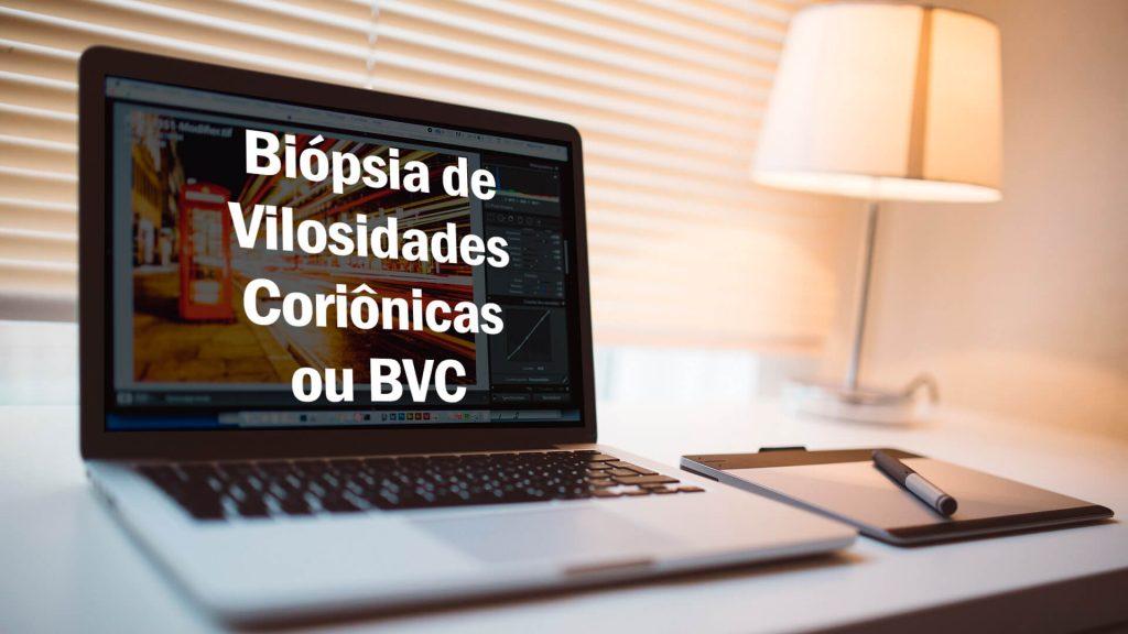 O que é a Biópsia de Vilosidades Coriônicas ou BVC?
